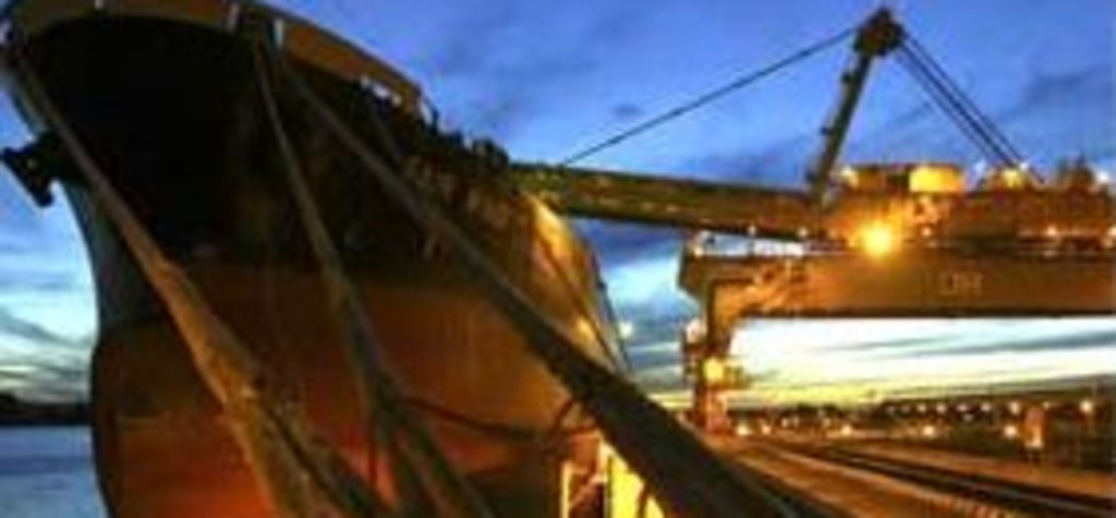 Newcastle coal exports increase on Chinese demand