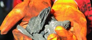 Washability test confirm Mammoth seam coal quality