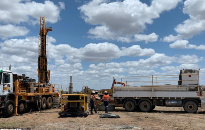 Bowen drilling program finishes early