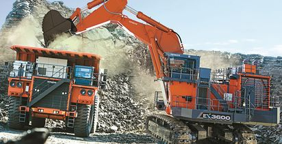Hitachi to test excavator automation