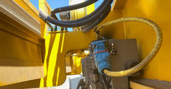 Cable damage on dragline's overhead crane