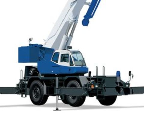 New right-hand Tadano crane - MiningMonthly com