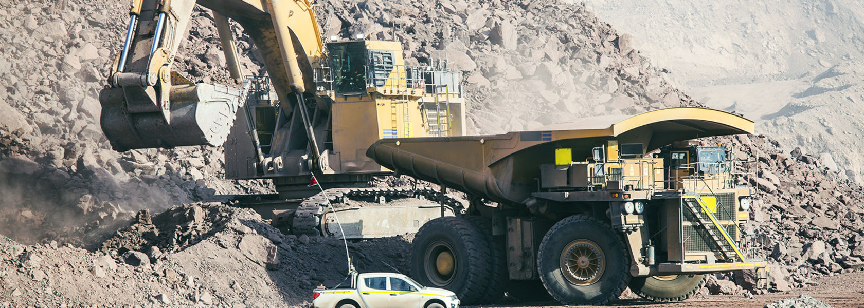 Proximity detection for underground and surface coal mining operations