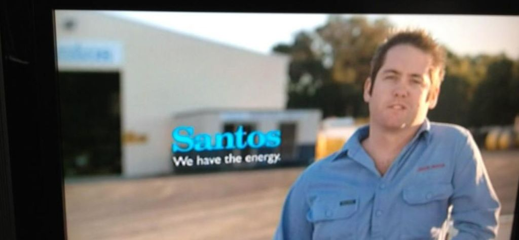 Santos launches CSG ads
