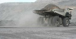 Cleaning mobile plant a major cause of dust in coal mines
