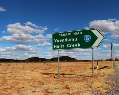 Tanami pipeline brings the gas