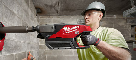 MILWAUKEE TOOLS MX FUEL™ Handheld Core Drill