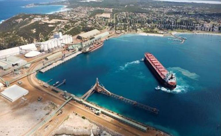 Esperance port gets lifeline with MinRes buying Koolyanobbing