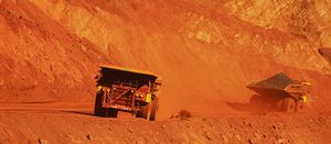 Veris to take good look at BHP iron ore operations