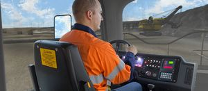 Caterpillar to recommend Thoroughtec simulators