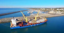 BMA ships Hay Point conveyors from Port of Mackay