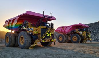 Robot trucks roll into Australia's largest goldmine