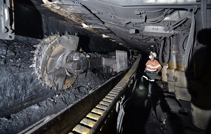 Underground coal comms systems to provide data for optimisation
