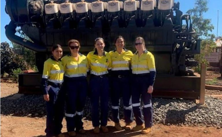 FMG brings more young shunters on board