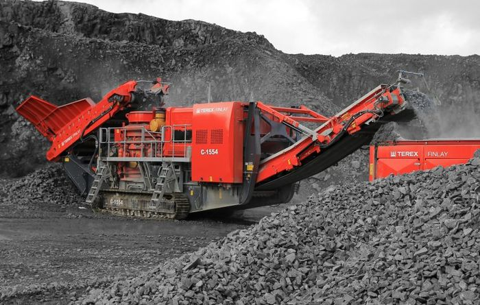 Terex Finlay launches new crusher