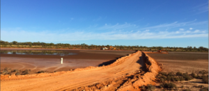 Lake Wells pond barrier trials on track