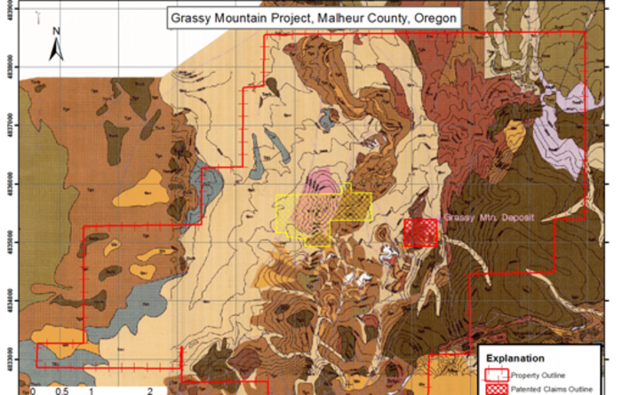 Paramount submits Grassy Mountain plan to BLM