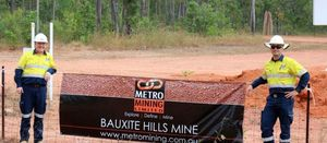 All aboard for bauxite
