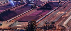 Pilbara production up for Rio Tinto