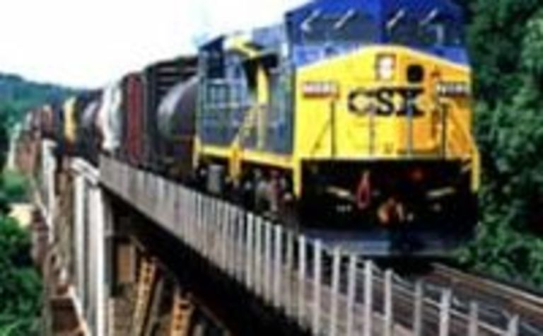 CSX stirs up coal swaps as prices edge up