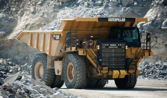 Equipment sales stay strong for Caterpillar