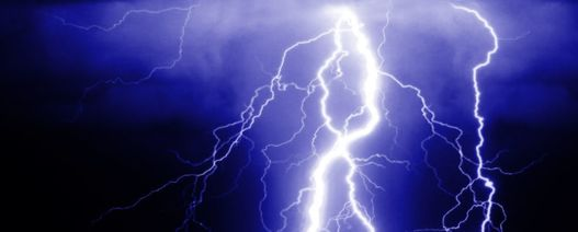 Tyre explosion after lightning strikes injures two miners