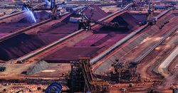 Fire, fury cuts Rio Tinto's iron output