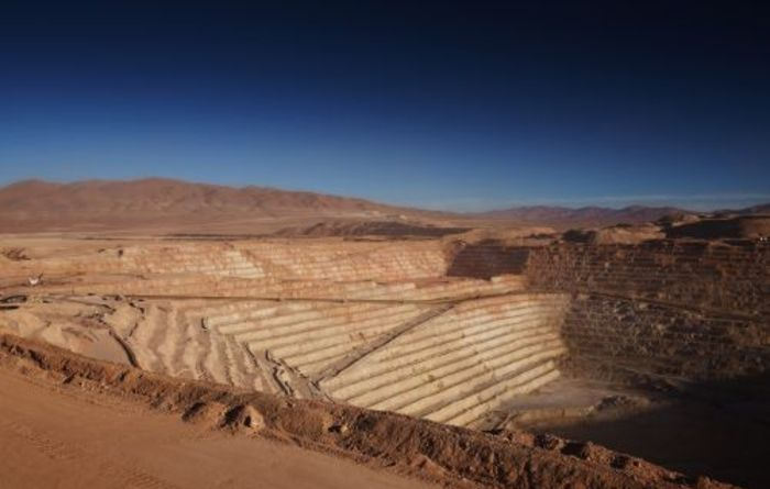 BHP going renewable and water wise in Chile