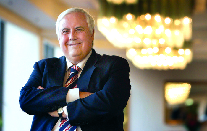 CITIC case against Palmer thrown out