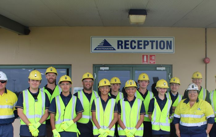 Narrabri shows mining career pathways for aboriginal students