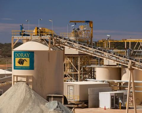 Another mine on the cards for Doray
