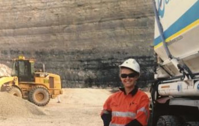 Getting better conditions for women miners