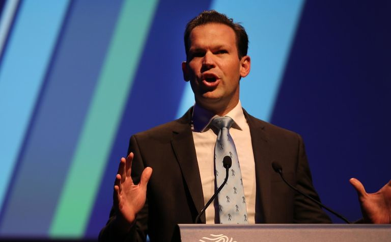 Canavan sees opportunities for Aussie coal to India