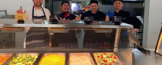 Sodexo makes food pledge