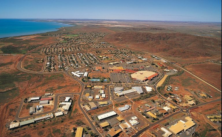 The birth of Karratha