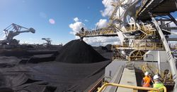 China spat hits coal outlook