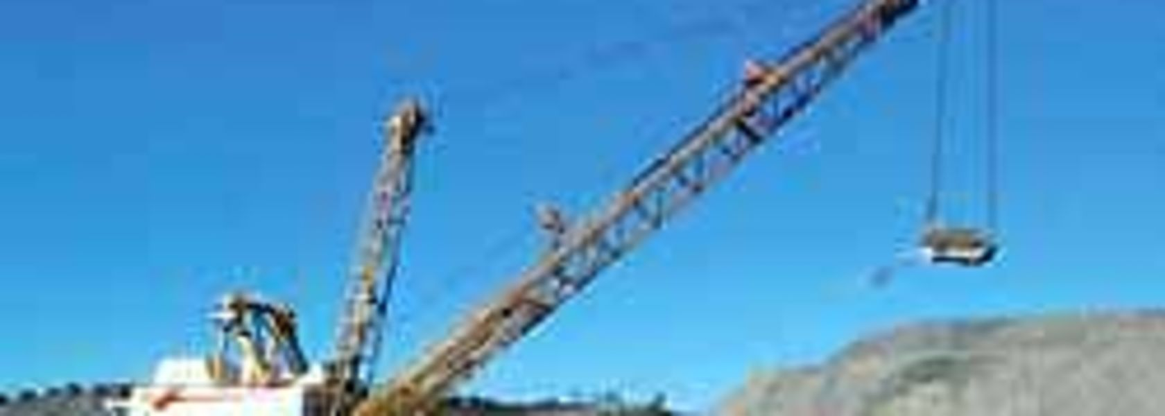 Dragline or truck shovel?