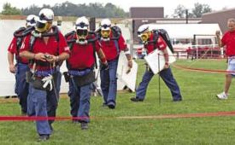 Ohio to host regional mine rescue contest