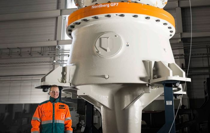 Metso launches its largest secondary crusher