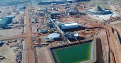 Pilbara gets record production but sales down