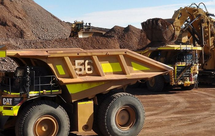 BHP issued with improvement notice over Jimblebar crash