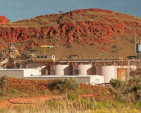 Record haul at Nullagine