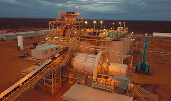 Gascoyne hits production record