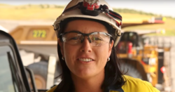 Women coal mining achievers shine in awards