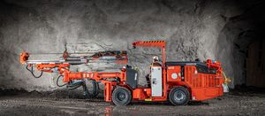 Sandvik launches narrow vein drill