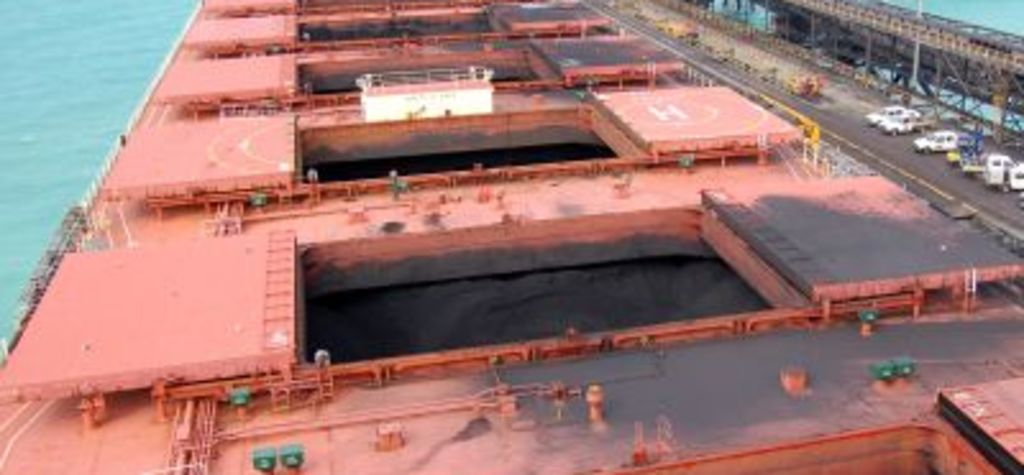 US government sued for financing coal exports