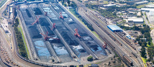 Australian coal exports set record
