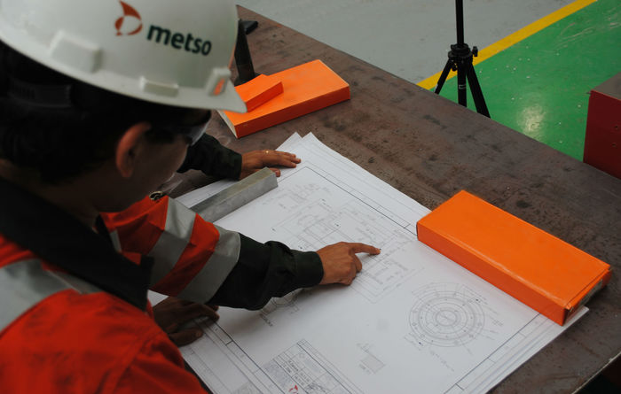 Metso in for a rough year