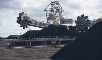 Keep calm and continue cutting coal