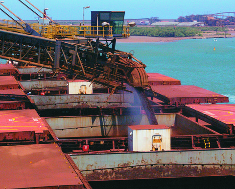 Atlas immune to more iron ore stress, for now